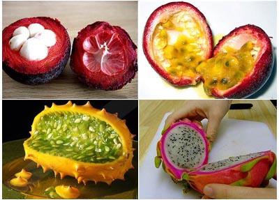 Gallerie di primavera... Exotic-fruits