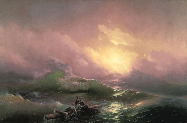 640px-The_Ninth_Wave,_Ivan_Aivazovsky,_1850