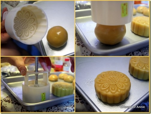 Pressing Traditional Mooncakes_thumb