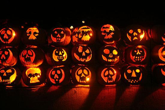 Halloween Season in Sleepy Hollow, New York