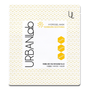 Sunburn soothing hydrogel mask-1
